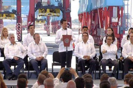 México, a favor de puentes para unirse con otras regiones, dice EPN