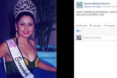 Roban relojes a ex concursante de Nuestra Belleza