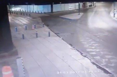 Nuevo video muestra choque del BMW en Reforma
