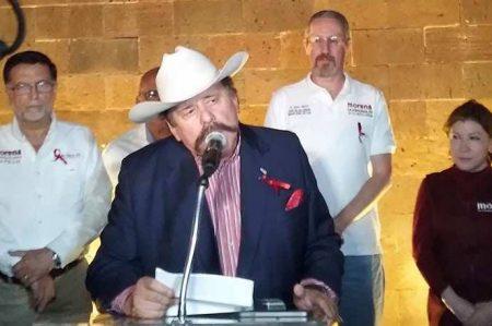 Pide Guadiana que gobernador no se meta en elecciones