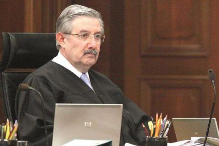 Poder Judicial no tolera a funcionarios deshonestos: ministro Aguilar
