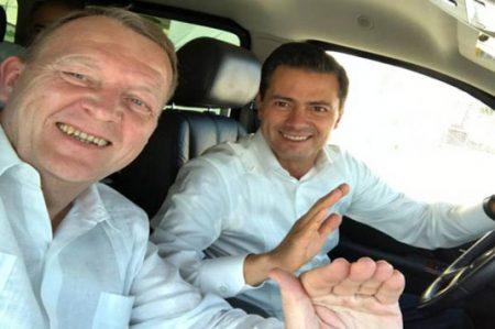 Primer ministro de Dinamarca comparte 'selfie' con Peña Nieto