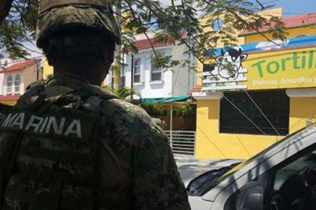 Realizan cateos en Cancún; reportan un detenido