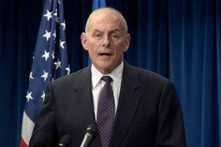 Kelly: la promesa de un muro fue 'desinformada'