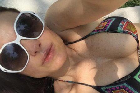 Yolanda Ventura luce figura en bikini