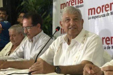 Diputados del PVEM y MC renuncian a sus partidos y se van a Morena