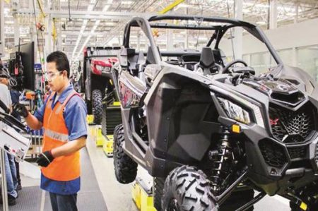 Producción y exportación automotriz alcanzan niveles récord