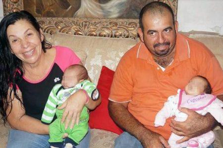 Mujer de 58 años da a luz a gemelos en Culiacán