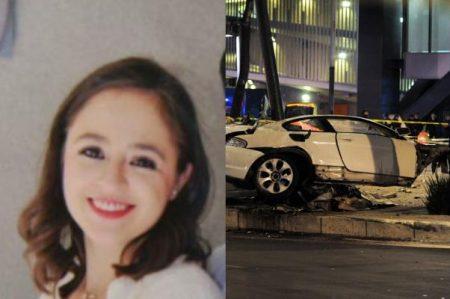 Víctima de accidente en Reforma iba a recibir anillo de compromiso