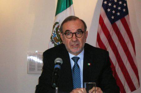 Carlos Sada realiza visita de trabajo en región fronteriza