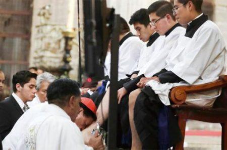 Corrupción en México es desmedida: Cardenal Rivera Carrera