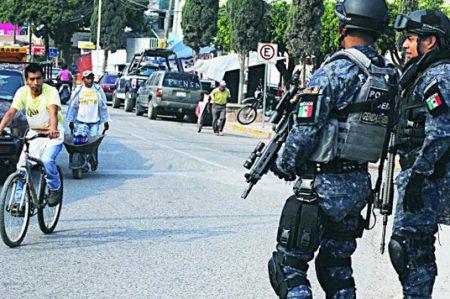 Ecatepec, con la mayor percepción de inseguridad: Inegi