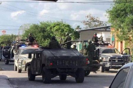 Mueren cuatro en Tamaulipas en enfrentamientos contra marinos