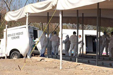 A pesar de anomalías continuarán, sin cambios, trabajos de exhumación en Jojutla