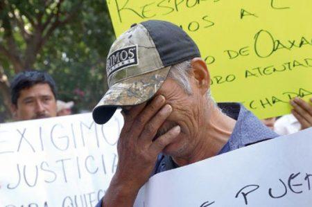 Tenía 16 años; fue víctima de un conflicto agrario en Oaxaca