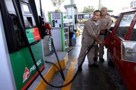 Gasolinas mantienen costos por segundo día consecutivo