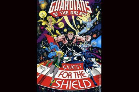 Ellos son los Guardianes de la Galaxia originales
