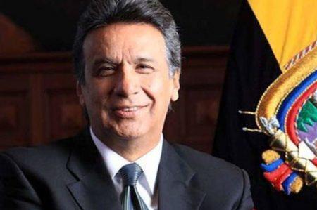 México felicita a Lenin Moreno por victoria en Ecuador
