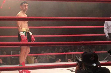 El actor Luis Gerardo Méndez se convierte en boxeador