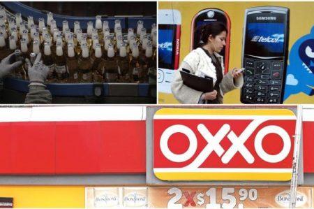 Corona, Telcel y Oxxo, las marcas mexicanas más valiosas