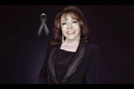 Muere la actriz Margarita Isabel