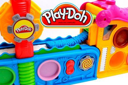 ¡Te odio Play Doh!