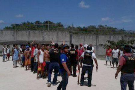 Riña en penal de Playa del Carmen deja 21 lesionados