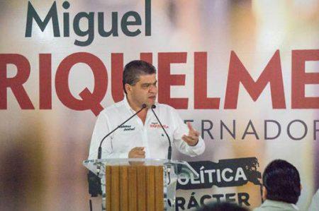 Rechaza INE retiro de 6 promos de Riquelme en Coahuila