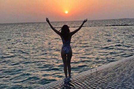 Ximena Navarrete comparte fotos en bikini