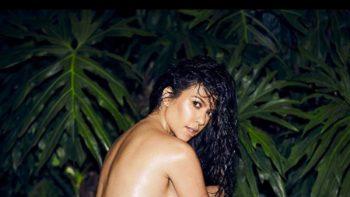 Kourtney Kardashian se muestra al desnudo