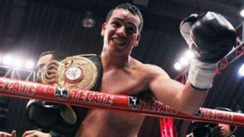 Muere boxeador David 'Tornado' Sánchez en accidente
