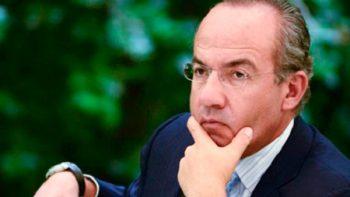 Calderón no descarta que PAN evalúe alianza opositora