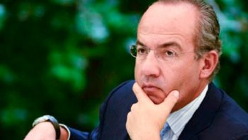 Autodestape de Anaya, con sabor a PRI: Calderón