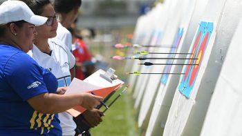 Se lleva UANL bronce en Tiro con Arco Mixto en Universiada Nacional