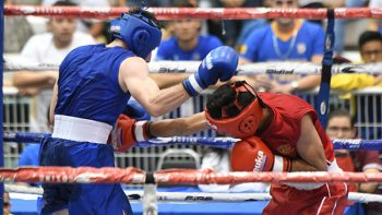 Se lleva UANL 11 medallas en box en Universiada