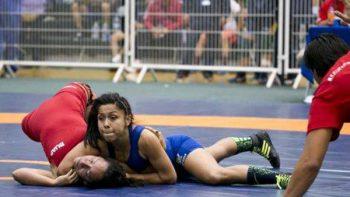 Conquista UANL nueve medallas en lucha en Universiada Nacional