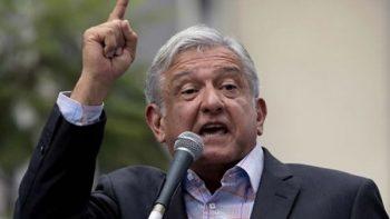 Presidenciables no levantan y les vamos a ganar en 2018: AMLO