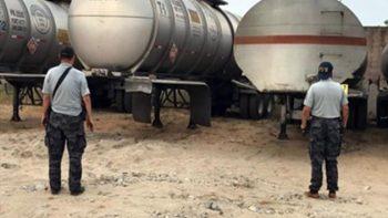 Aseguran más de 111 mil litros de hidrocarburo en Puebla y Veracruz