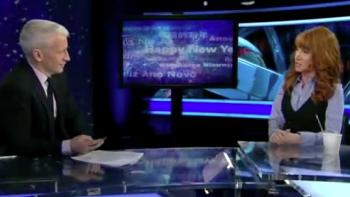 CNN despide a Kathy Griffin por polémica con Donald Trump