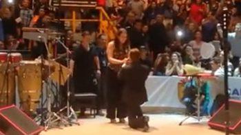 Cristian Castro se casará en noviembre
