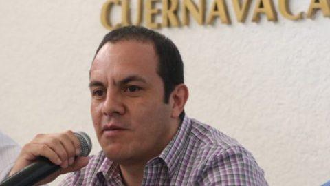 Candidatura de Cuauhtémoc Blanco, una ocurrencia de AMLO: Delgado