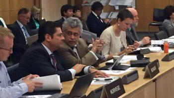Destaca Sedesol ante OCDE avances de desarrollo económico y empleo