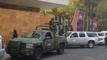 Fallece presunto operador de 'El Licenciado' durante traslado