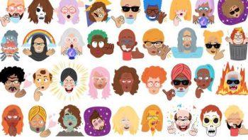 Crea stickers en tus selfies con Google Allo