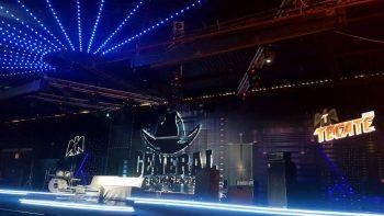 Reinauguran centro de espectáculos en Escobedo