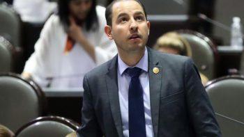Diputados de PAN, listos para desaforar a Cadena, señala Marko Cortés