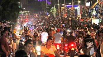 Muere motociclista en Festival Aca-Moto