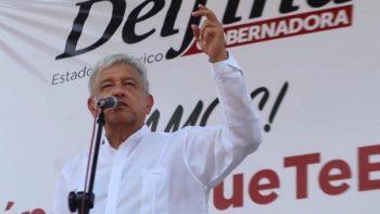 AMLO defiende a Nahle; partidos piden indagarla