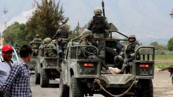Operativos contra robo de gasolina en Puebla incluirán artillería