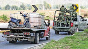 Huachicoleo, un serio problema que heredará el nuevo gobierno